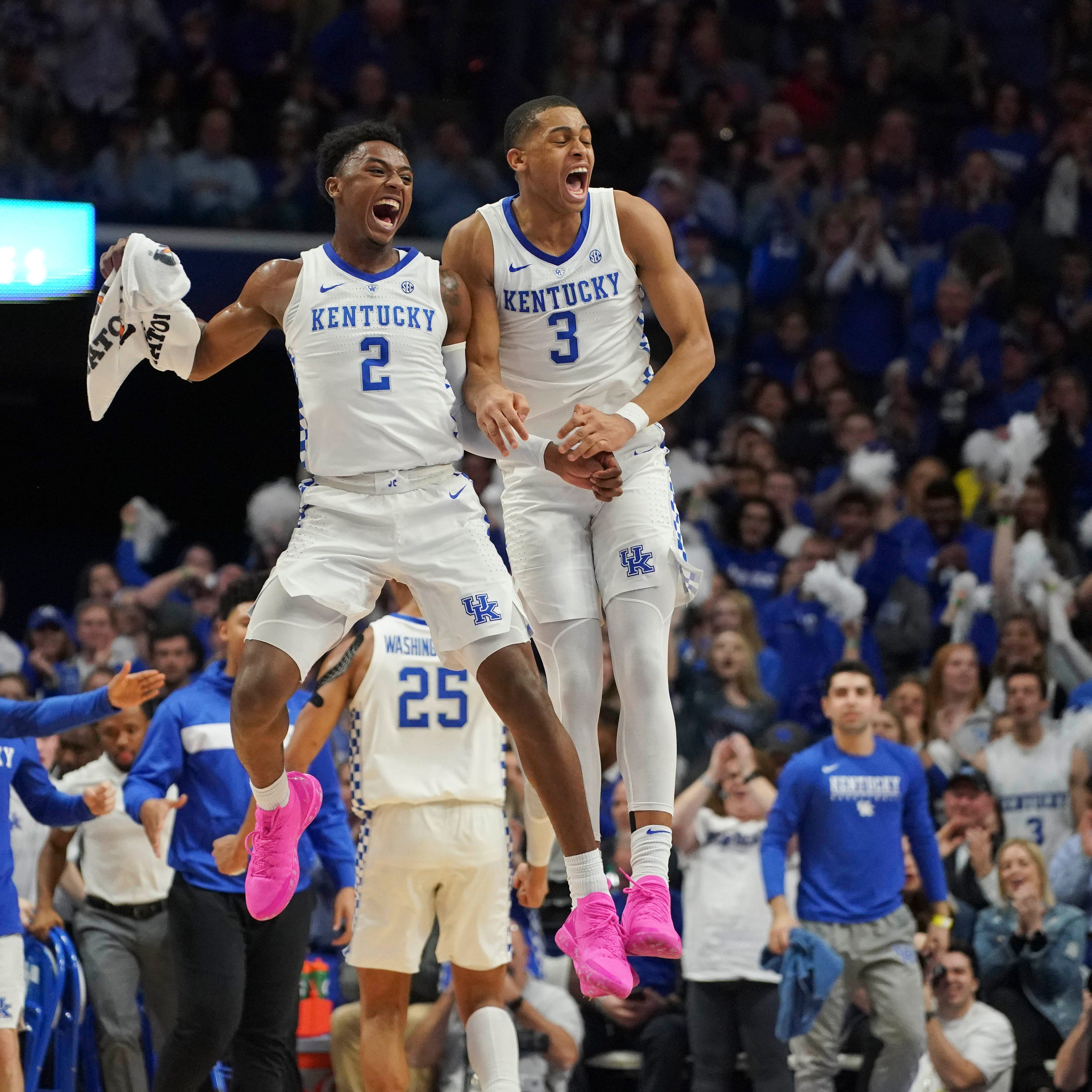 What we learned from Kentucky basketball's win over Auburn