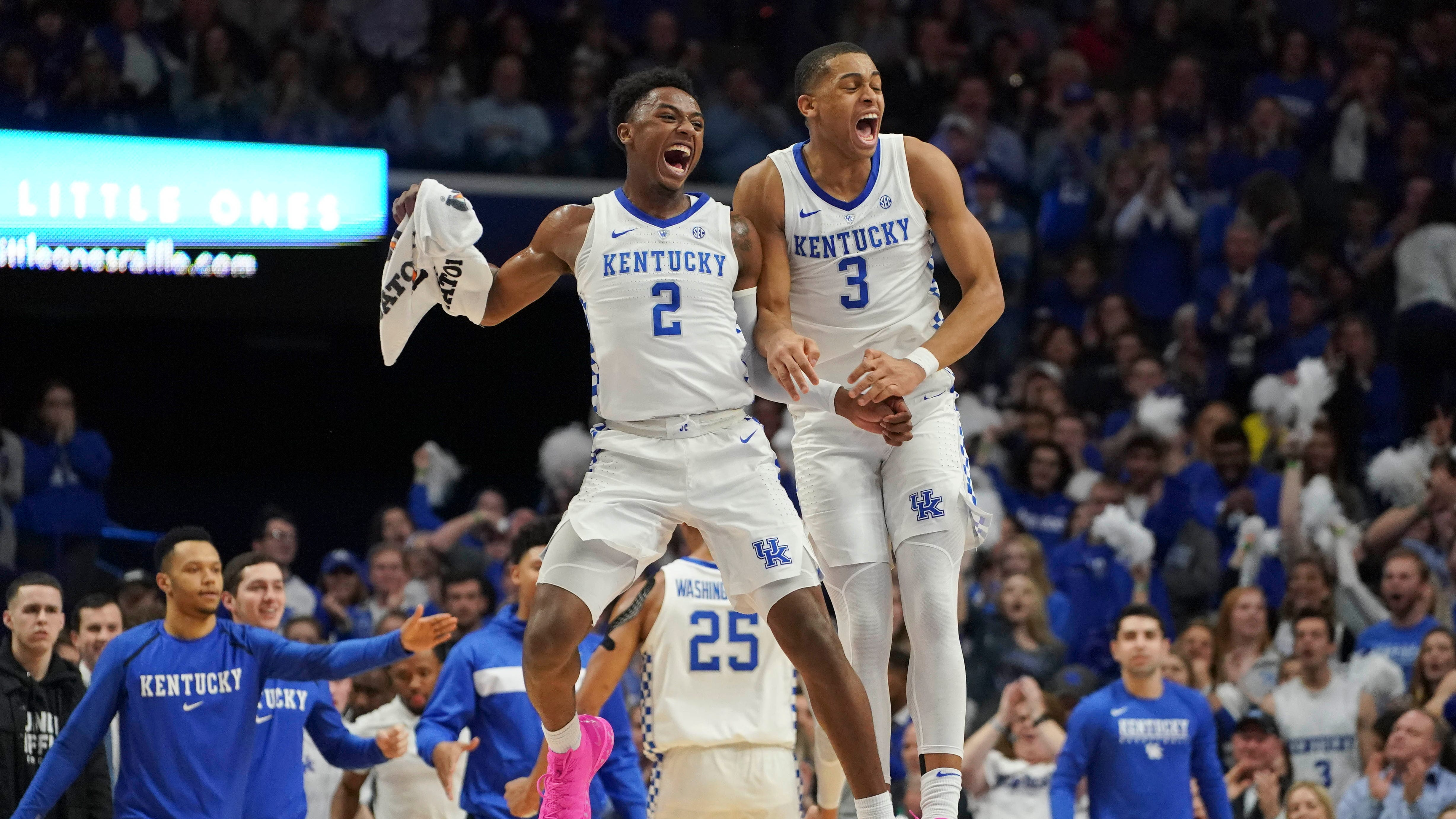 Kentucky Basketball: Kentucky Basketball: What Will It Take To Get A No. 1 Seed?