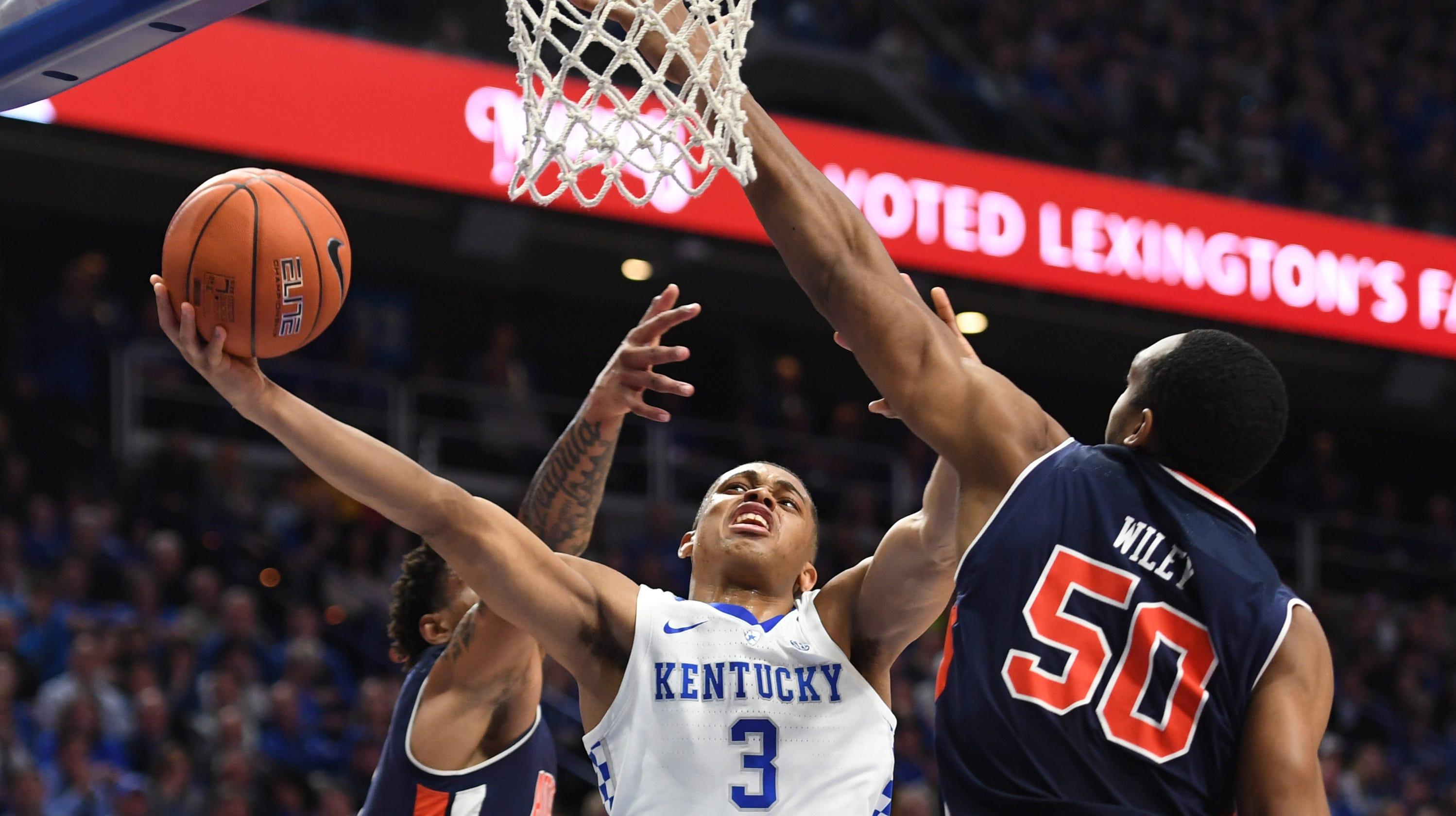March Madness How To Watch Kentucky Basketball Vs Auburn