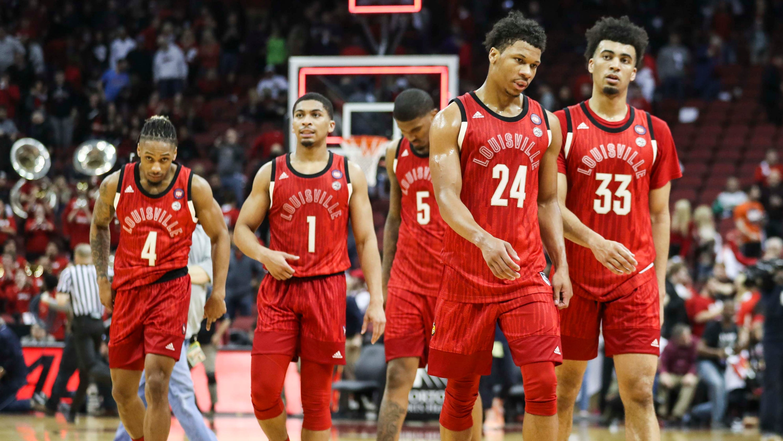9df4b861b7d4 Louisville basketball takes  a step forward  against Virginia