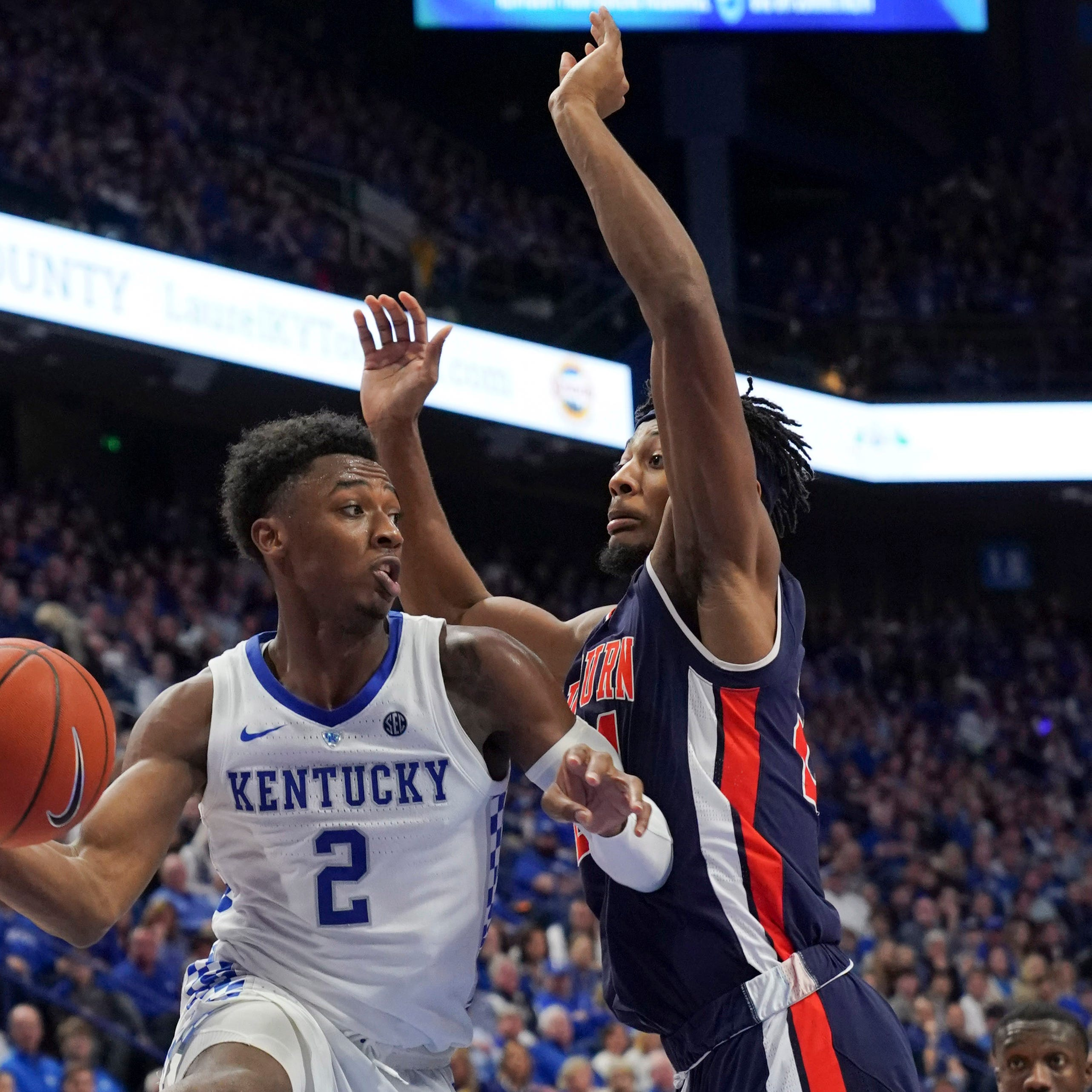 How difficult is it to beat a team three times in a season? Kentucky has done it before