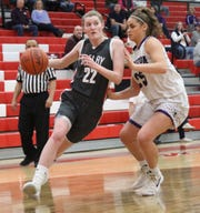 Shelby's Emma Randall leads a very athletic Lady Whippets team into the 2019-20 season.