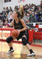 Madison's Leah Boggs is a gamechanger with her defensive effort.