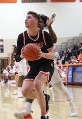 Ashland's Garrett Denbow is a special mention All-Ohioan in 2019.