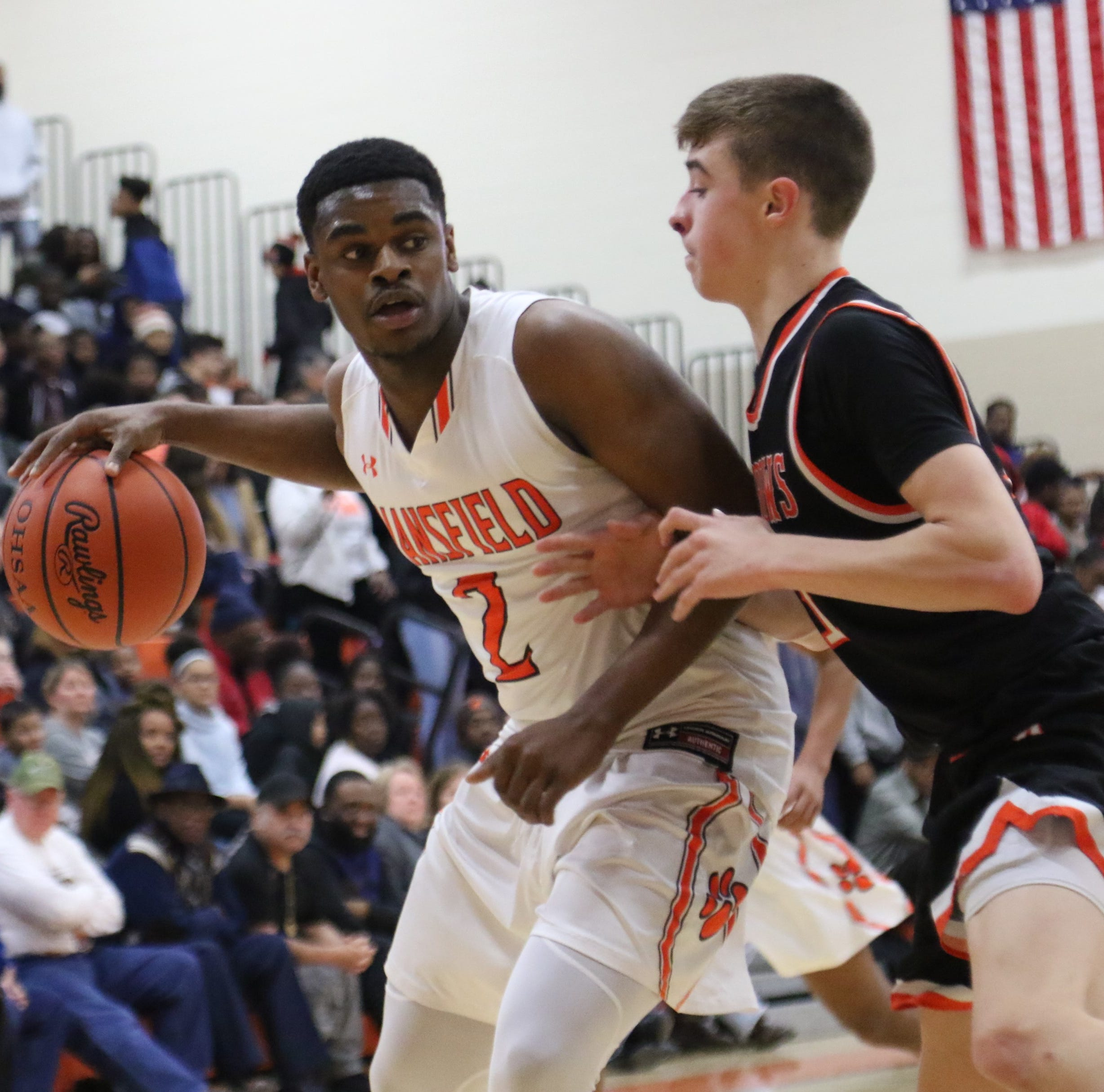 Mansfield Senior Tygers clinch Ohio Cardinal Conference title with win over Ashland Arrows