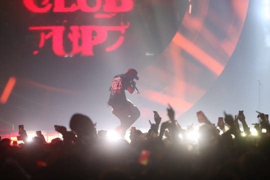 Fiserv Forum has hosted or announced 23 concerts for 2019 so far, including a sold-out Travis Scott show that took place Feb. 22. Manager Raj Saha wants to have 30 concerts and comedy events this year.