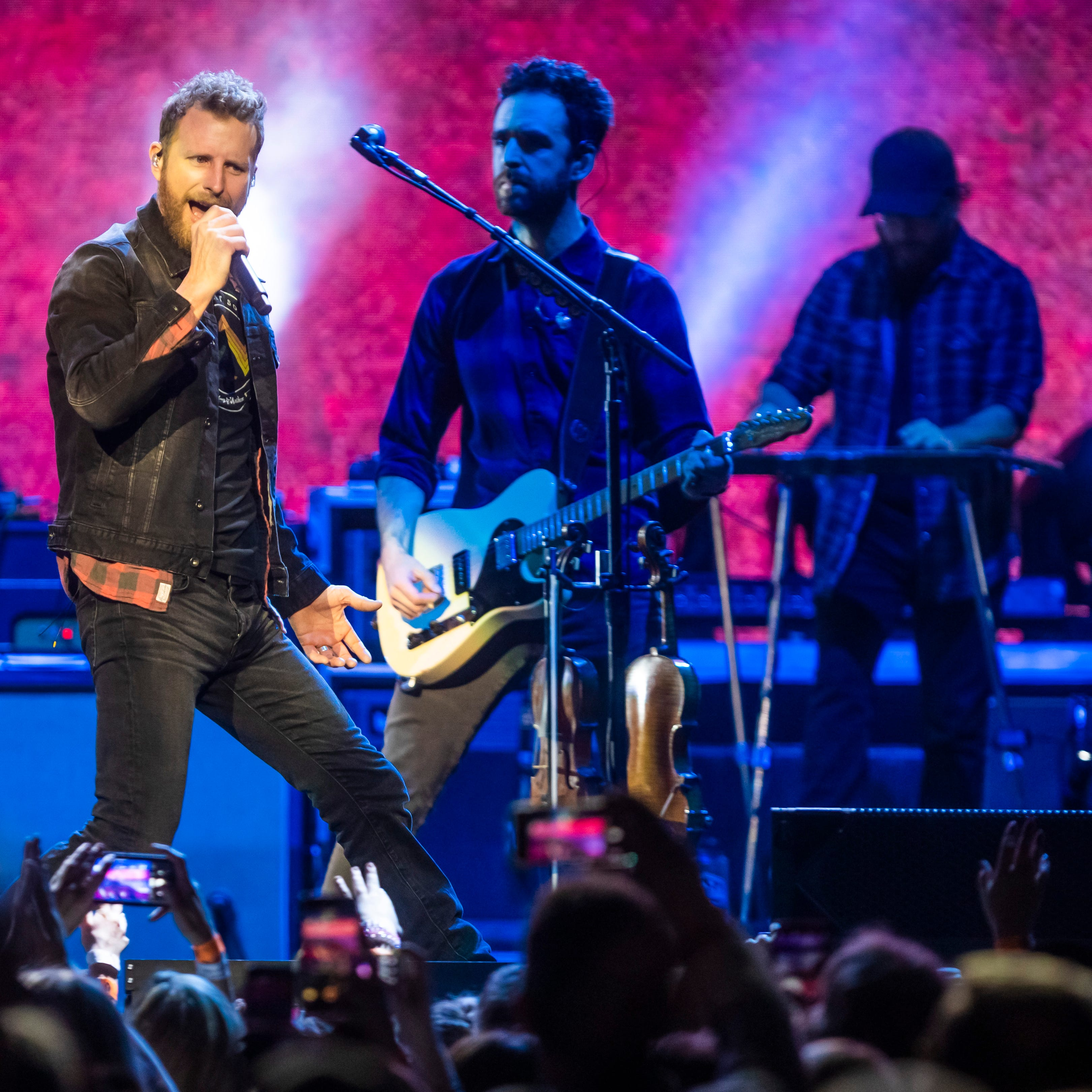 Dierks Bentley to host CMA Foundation's Music Teachers of Excellence Awards