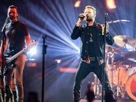 Dierks Bentley brings Keith Urban, Miranda Lambert, memorable night of hits to Bridgestone