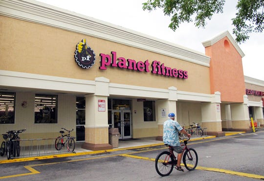 A new Planet Fitness is targeted to open this spring in part of the space Kmart vacated in Parkway Plaza on Golden Gate Parkway in Golden Gate. Pictured is the location in Gulf Gate Plaza on U.S. 41 East in East Naples.