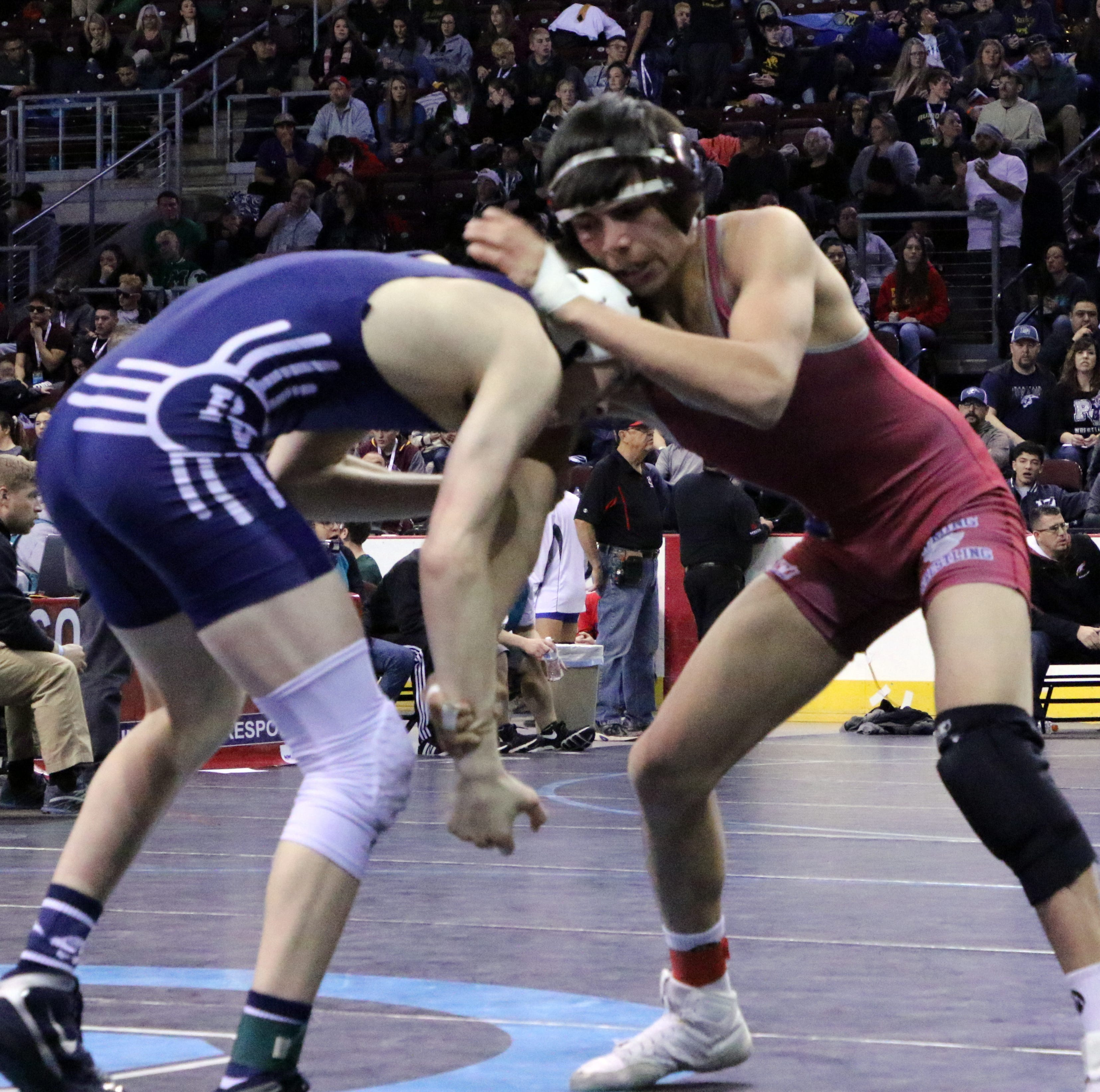 2019 NMAA State Wrestling Live Updates