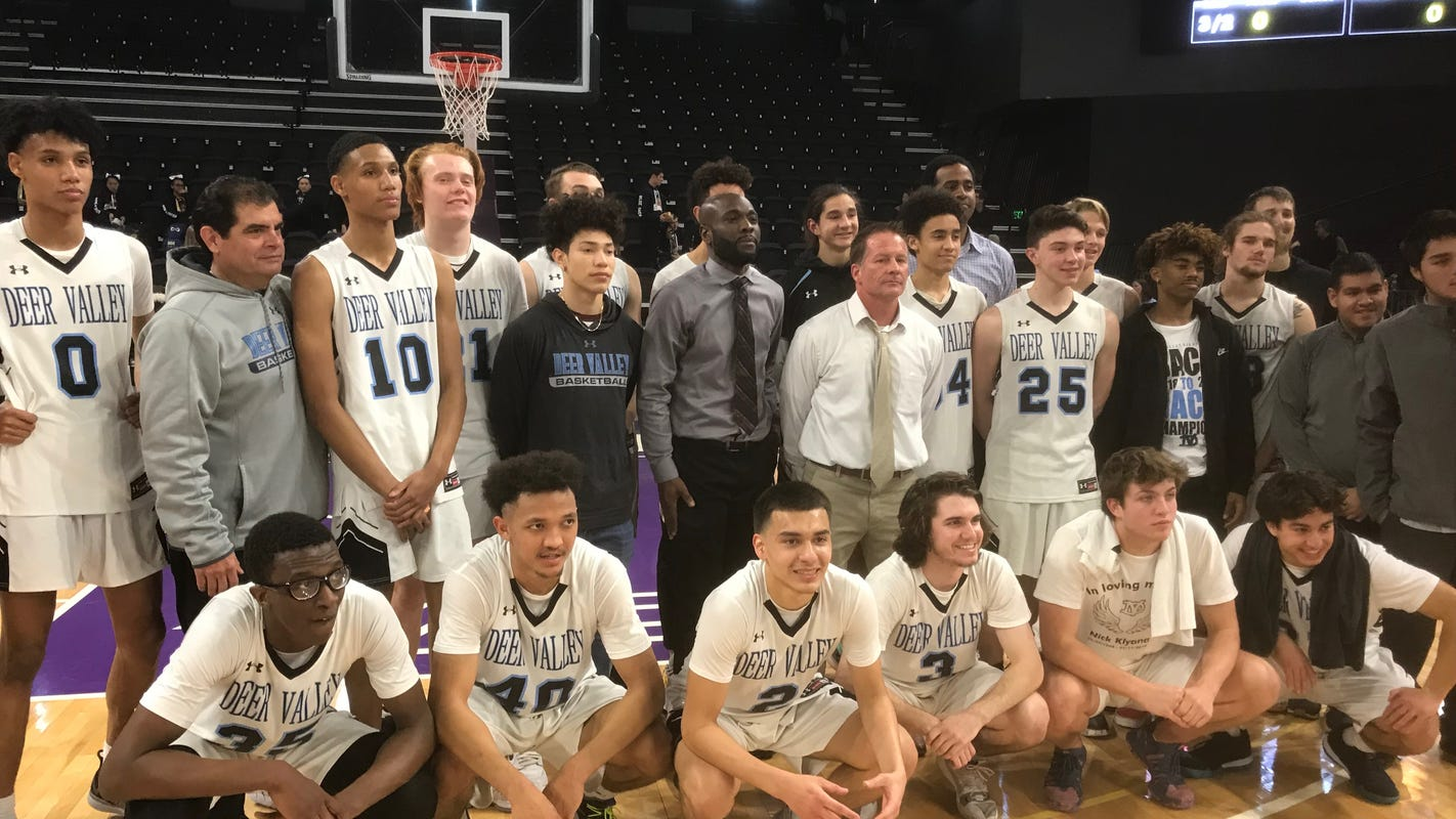 Deer Valley moves into 4A boys basketball final with win over Catalina Foothills