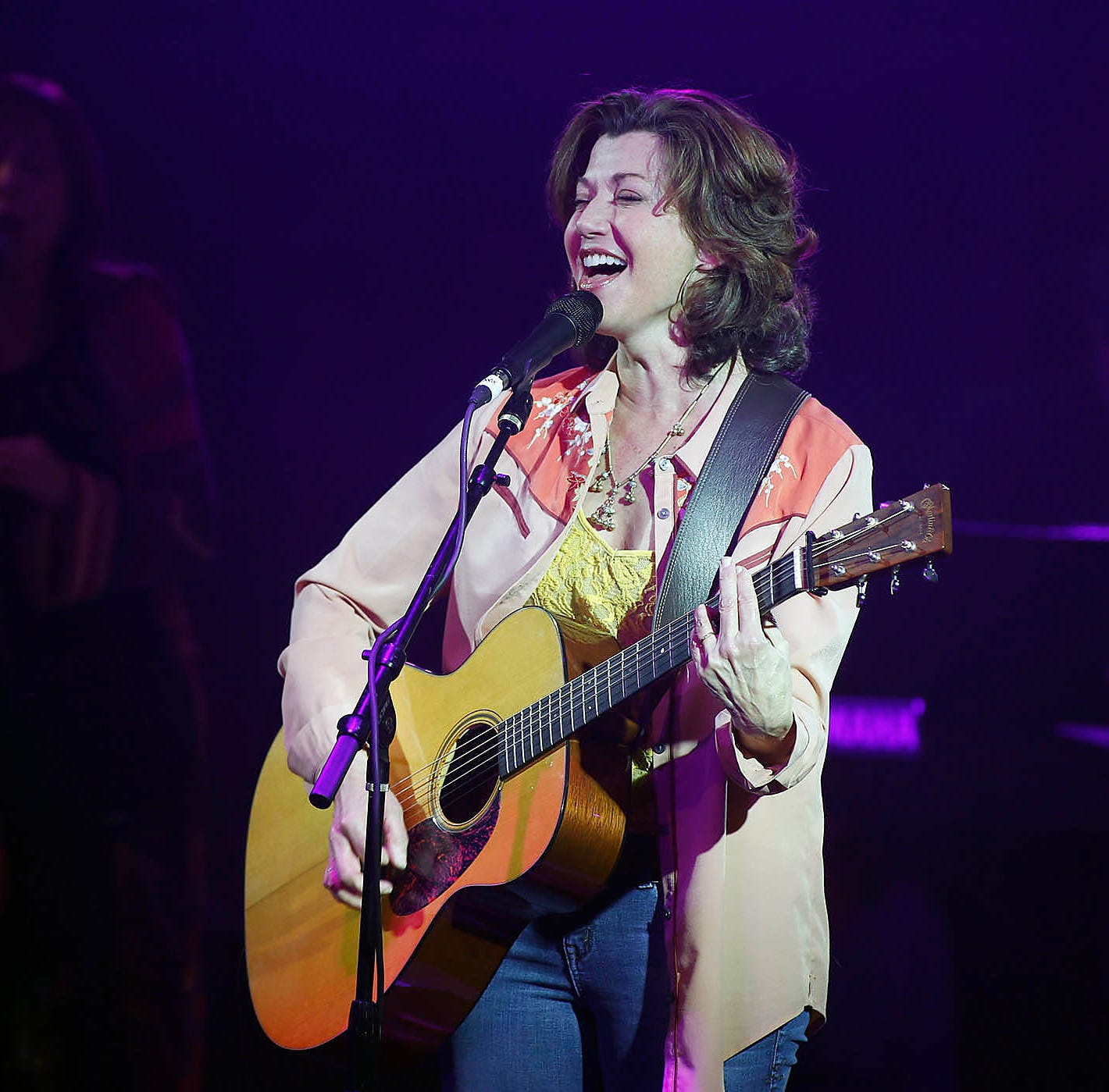 Amy Grant hosts a great party at the Celebrity Theatre