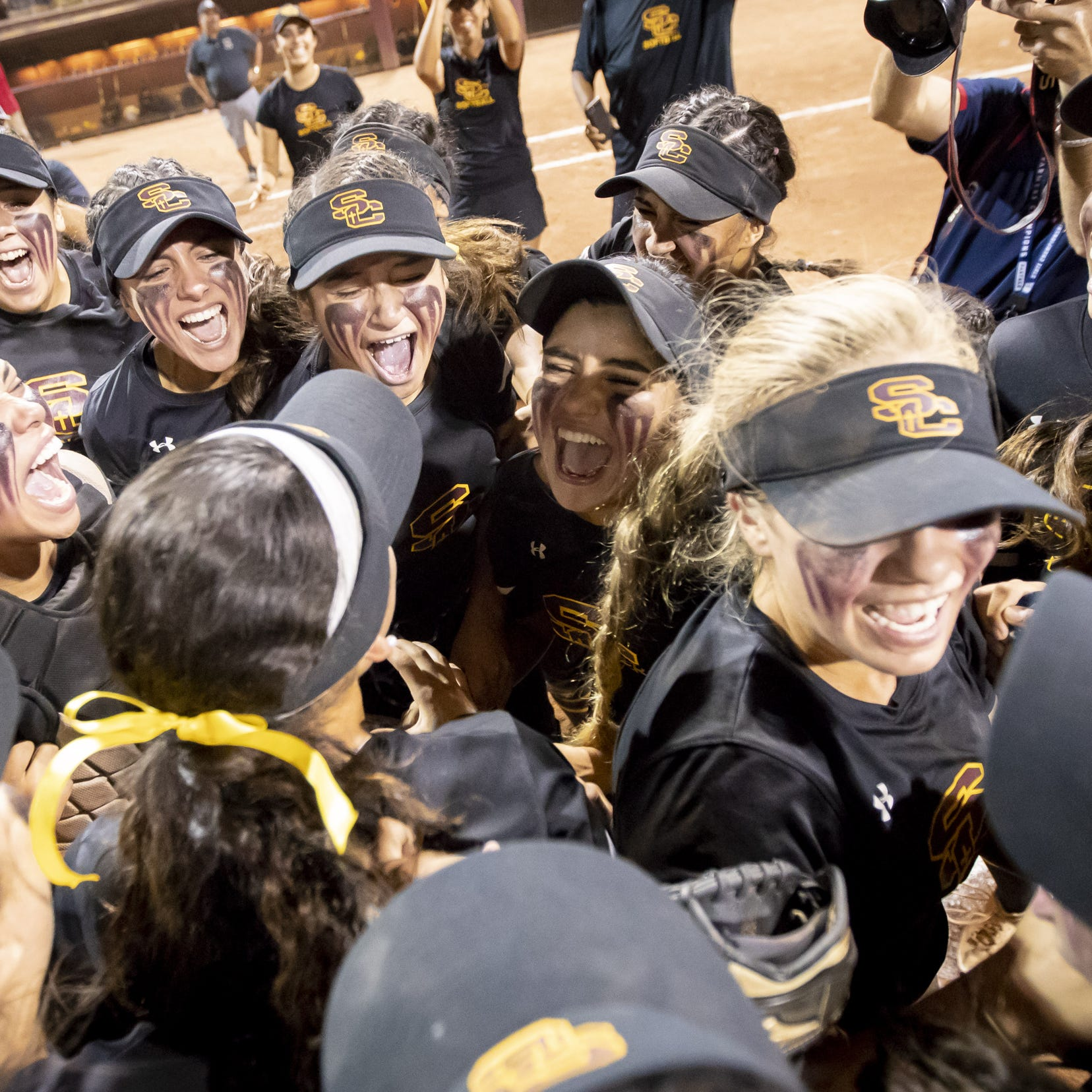 AIA on ending to Salpointe's walk-off 4A softball title win over Cactus: 'We got it right'