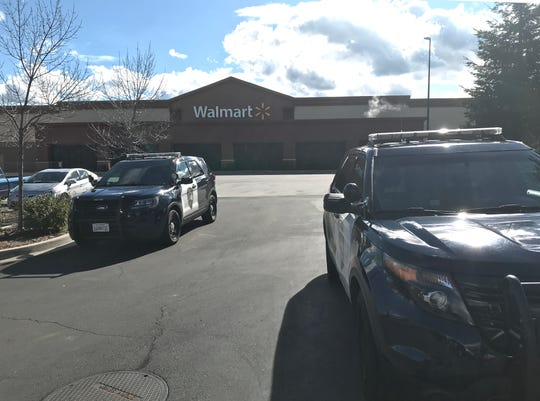 Police went to the Redding Walmart on Feb. 16, 2019, to investigate a report of a man who molested a Girl Scout. The 10-year-old girl was selling cookies with other Girl Scouts and their parents.