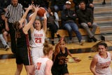 Silverton High School girls basketball defeats Crescent Valley, 55-45,  at home on Friday, Feb. 22, 2019.