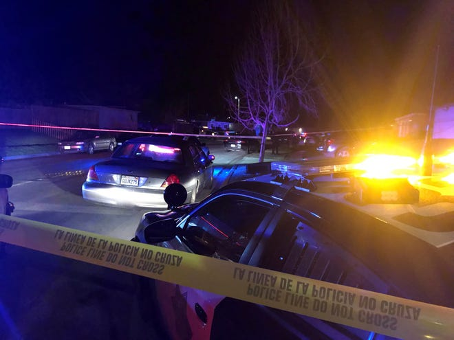 On a cool Friday night in February, Abdelwahed Rahali, 37, was shot to death — Salinas' only murder victim in the first half of 2019. At about 7:55 p.m. Feb. 22, Salinas police responded to a home in the 1200 block of Granada Avenue. Rahali died at the scene.