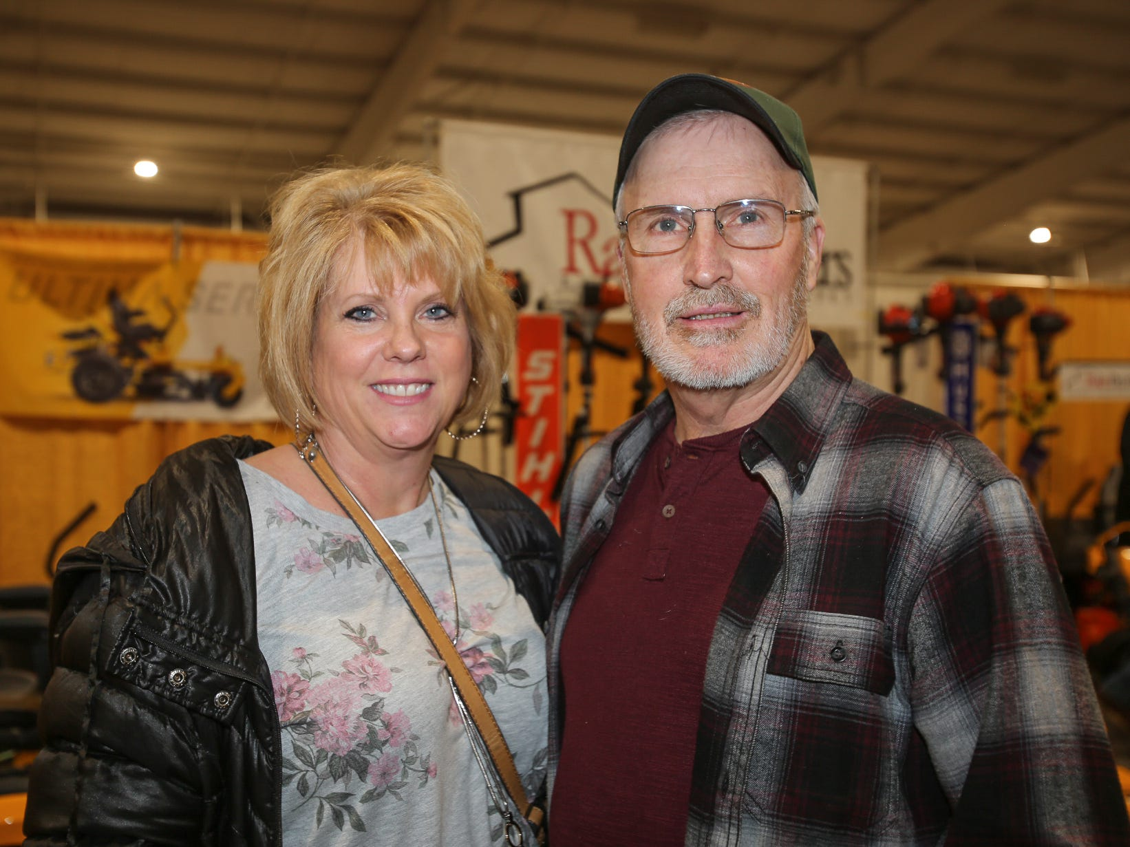 Mary Ann and Jim Williams