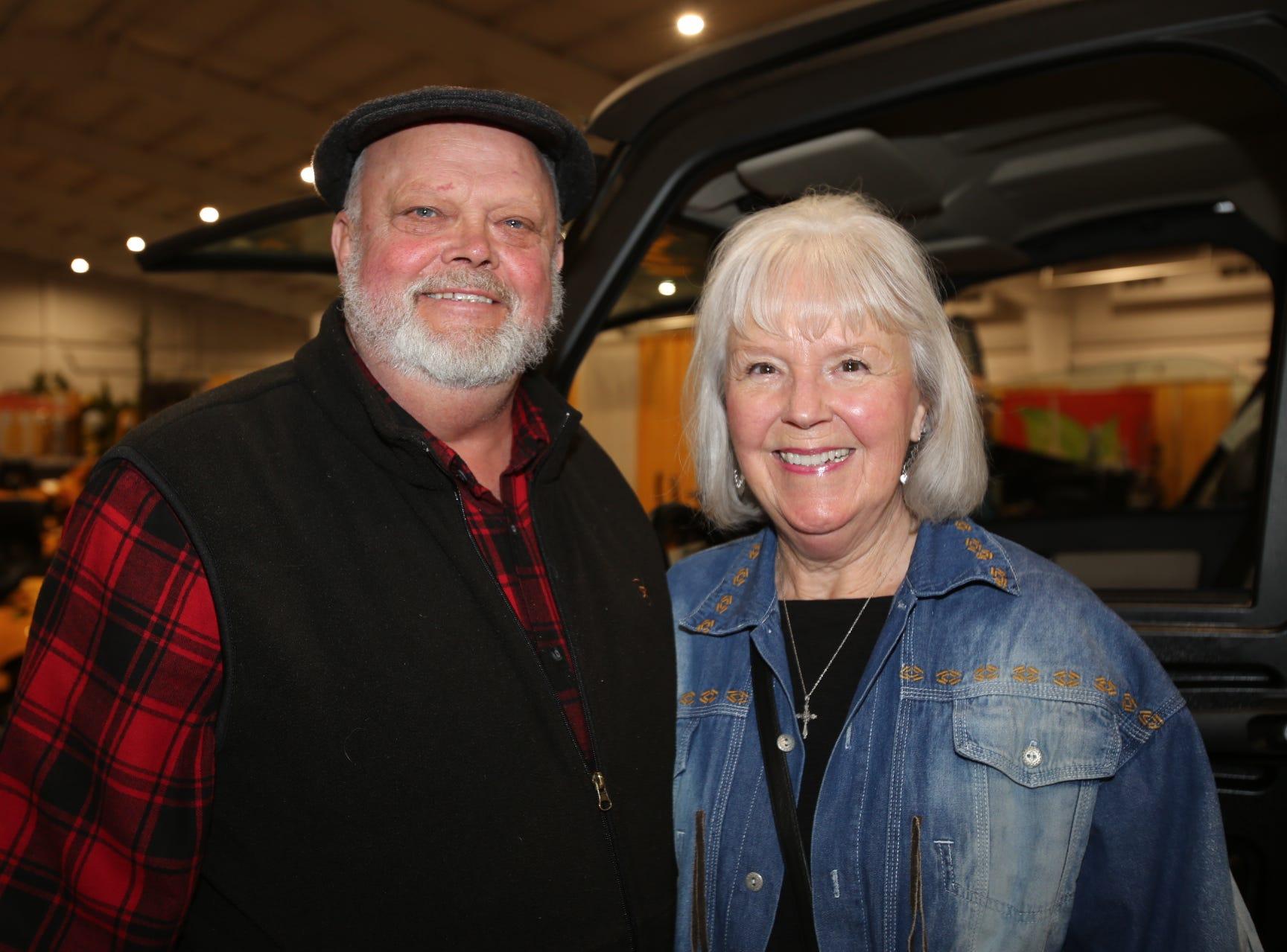 John and Susie Rummel