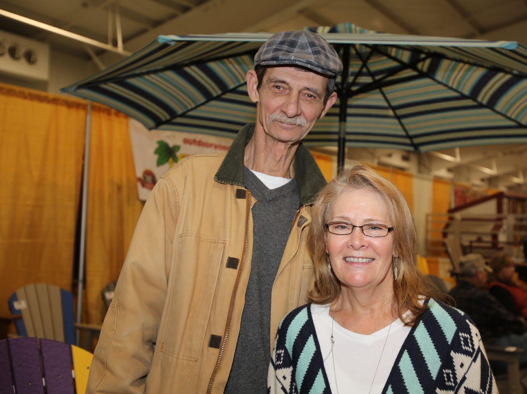 Richard and Karen Rieth