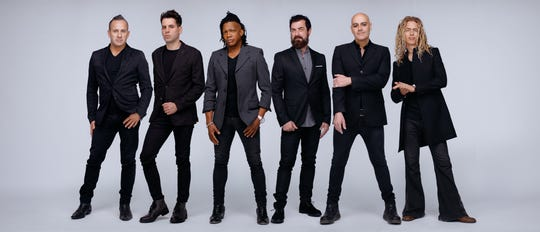 Newsboys United are part of the Winter Jam 2019 crew.