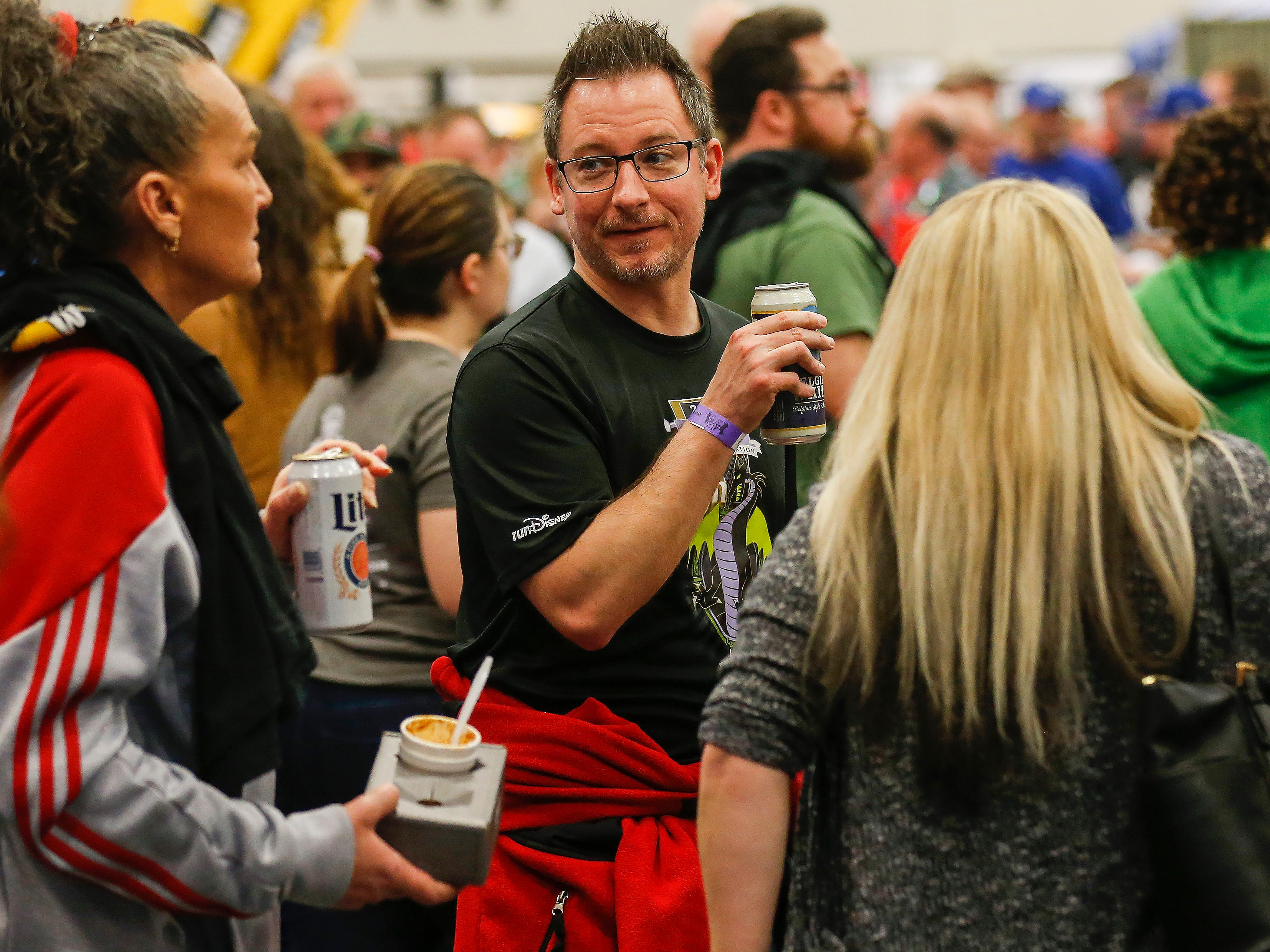 Scenes from the 2019 Sertoma Chili Cook-Off at the Springfield Expo Center on Saturday, Feb. 23, 2019.