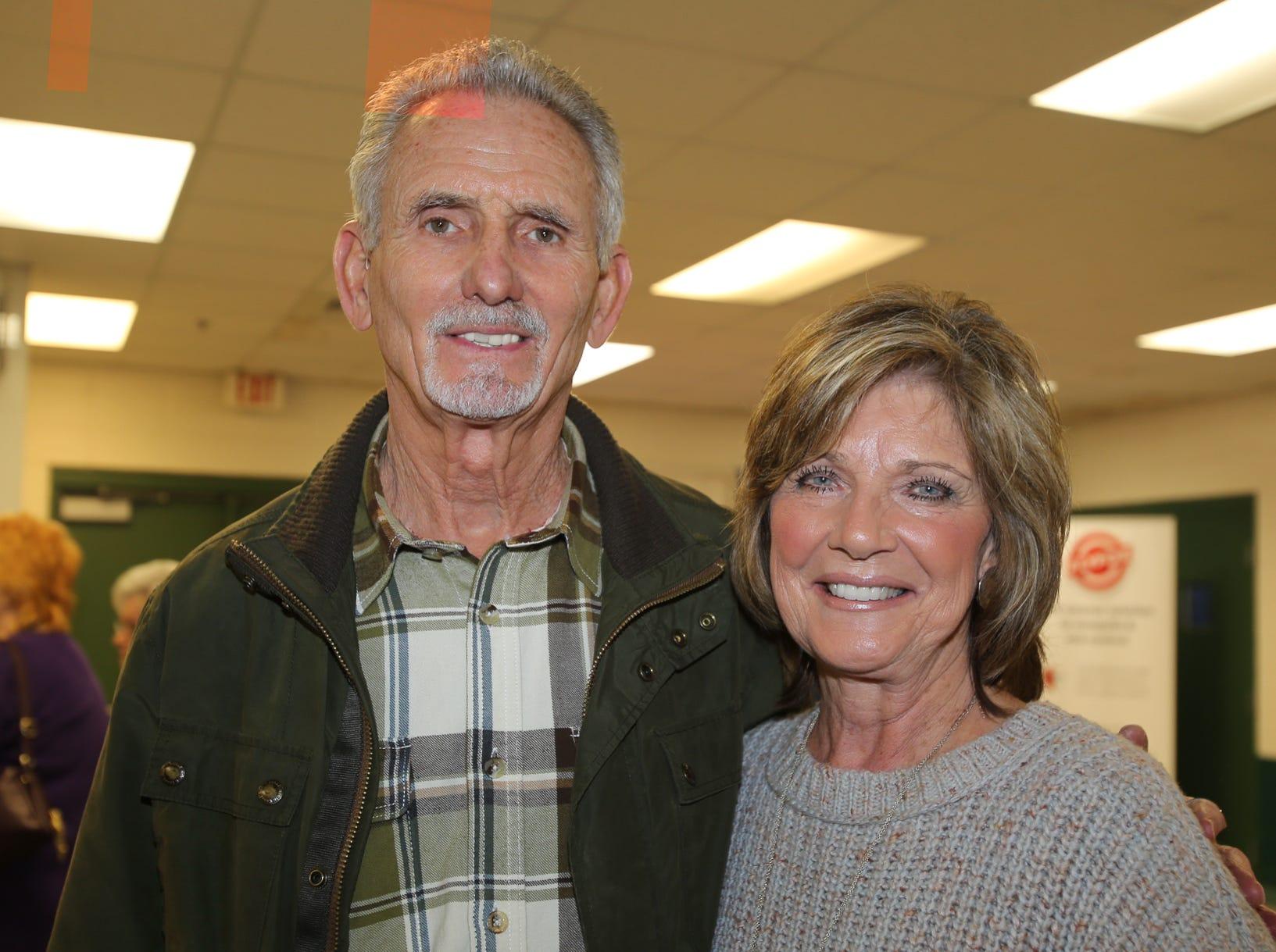 Dan and Karen Rhodes