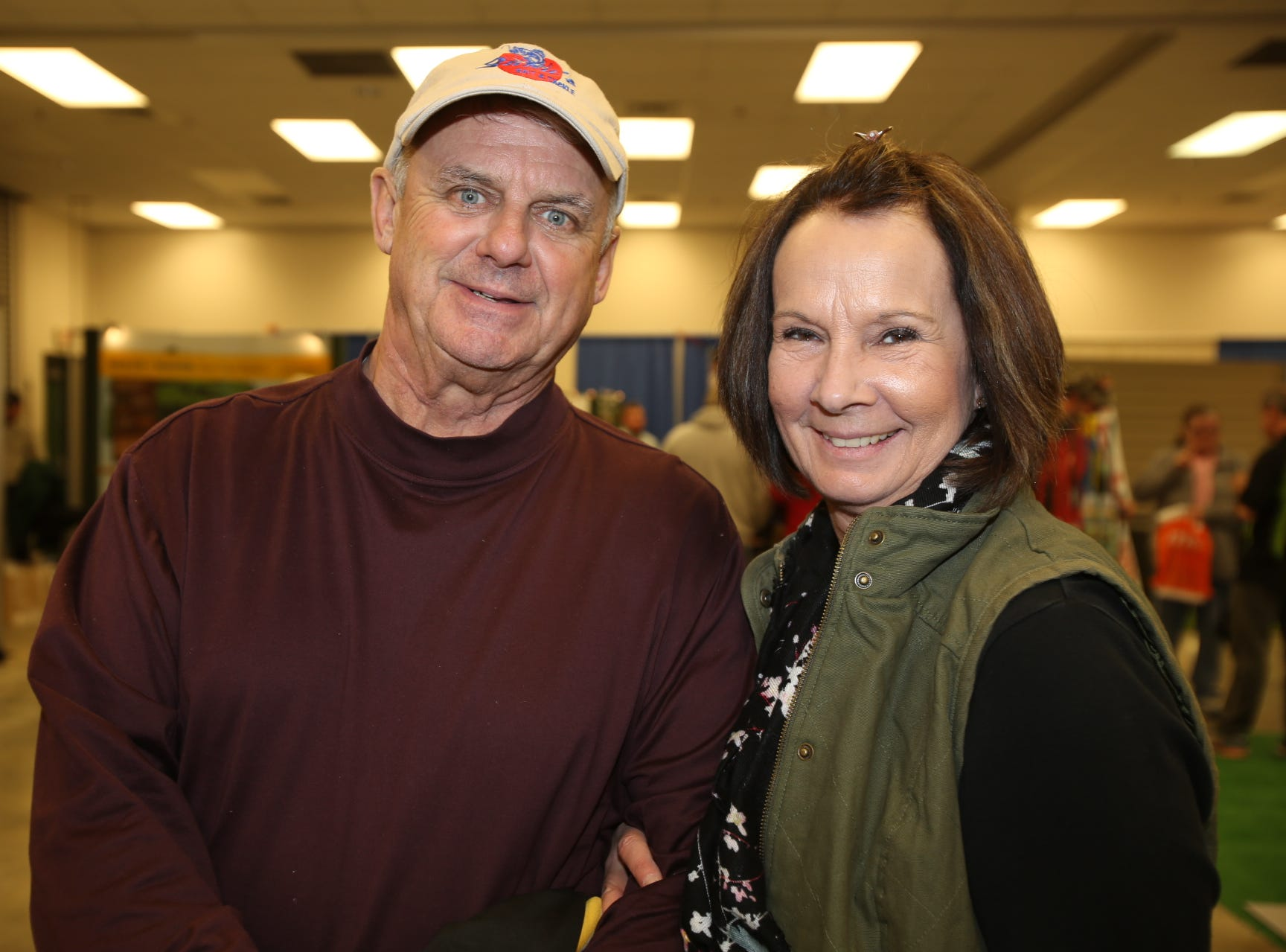 Rich and Lesley Zahn