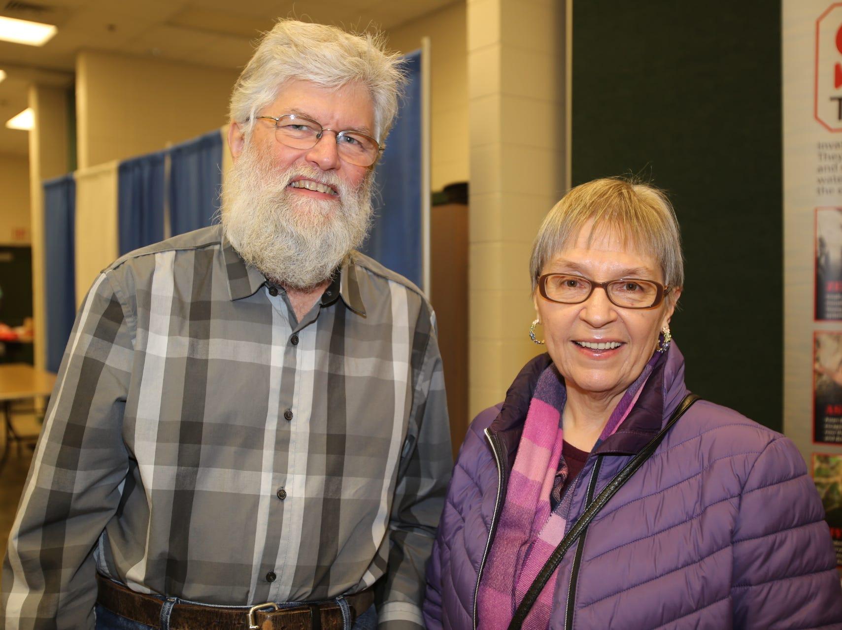 Alan and Pat Ware