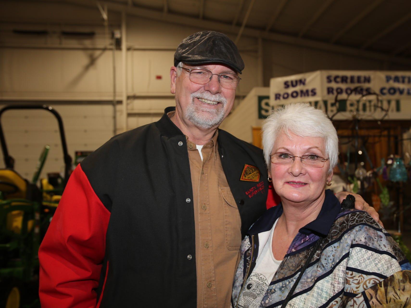Ken and Joann Boyce