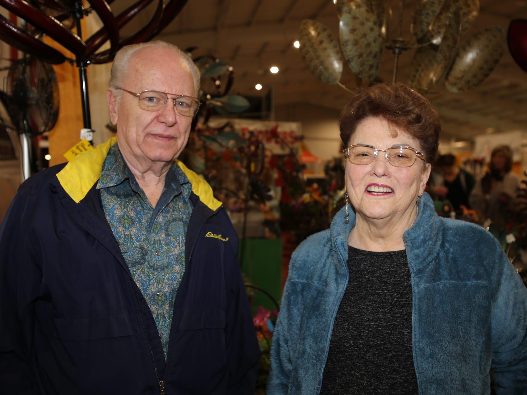 Donald and Rita Green