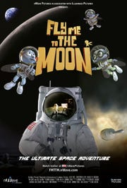 "The Challenger Learning Center is screening ""Fly Me to the Moon."""
