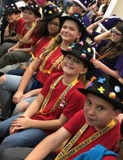 Eight Wakulla County Odyssey of the Mind teams took first place in their divisions and qualified for State competition with their scores from the inaugural Nature Coast Regionals hosted by Riversprings Middle School on Feb. 16.