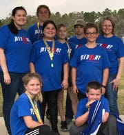 Eight Wakulla Odyssey teams beat out teams from public, private, magnet, charter, and home schools in the Nature Coast Region