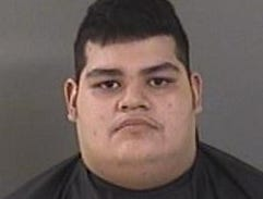 Maneul Esquivel, 19, of Fort Pierce, charged with soliciting prostitution
