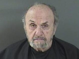 Joseph Leonardi, 82, of Sebastian, charged with two counts of soliciting prostitution