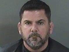 Bruce James Wickers, 48, of Port St. Lucie, charged with soliciting prostitution
