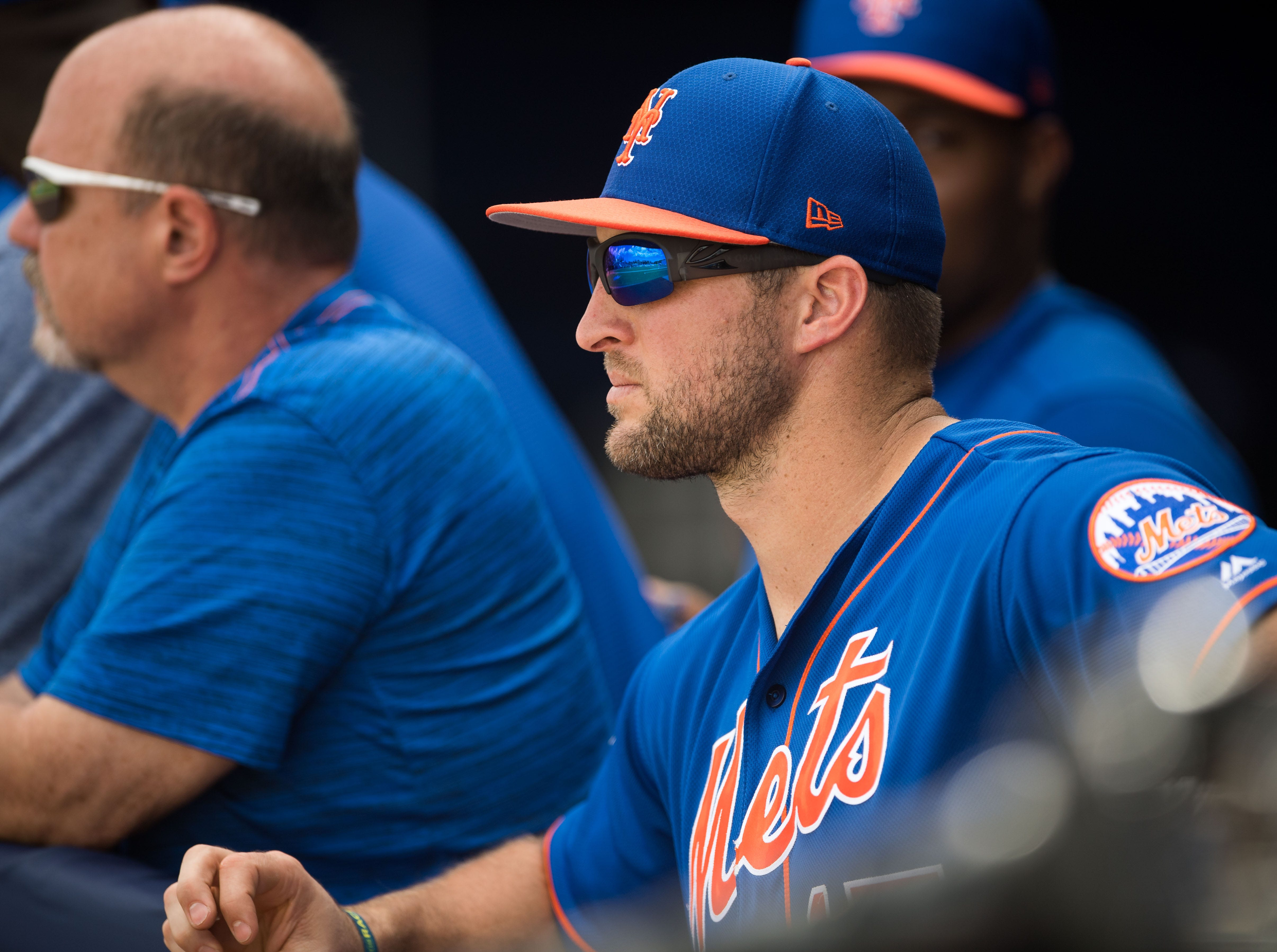 The New York Mets take on the Atlanta Braves during their first spring training game Saturday, Feb. 23, 2019, at First Data Field in Port St. Lucie.