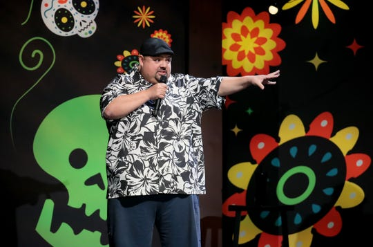"""Gabriel """"Fluffy"""" Iglesias performed Friday night at the Don Haskins Center to a sold out crowd."""