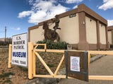A protest by immigrant advocates at the National Border Patrol Museum in El Paso has led to its temporary closure due to damage and an investigation.