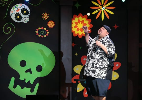 "Gabriel ""Fluffy"" Iglesias performed in February at the Don Haskins Center to a sold-out crowd."
