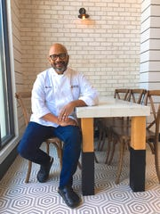 Mohan Ismail is executive chef  for Social Monk Asian Kitchen, a fast-casual concept developed by the creators of The Cheesecake Factory and RockSugar Southeast Asian Kitchen. It will open Feb. 25 in Thousand Oaks.
