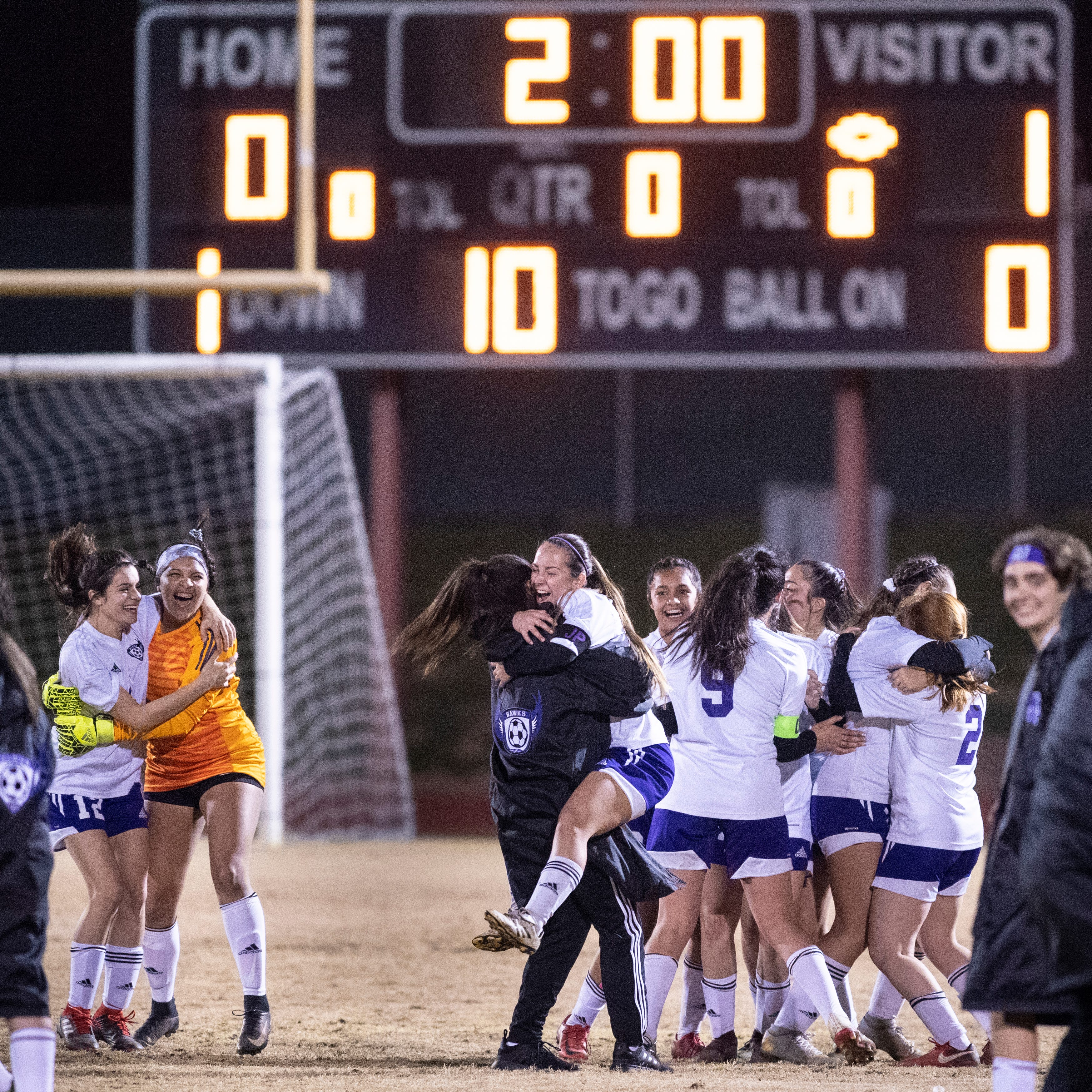 Inspired by the late John Pimentel, Mission Oak wins section championship
