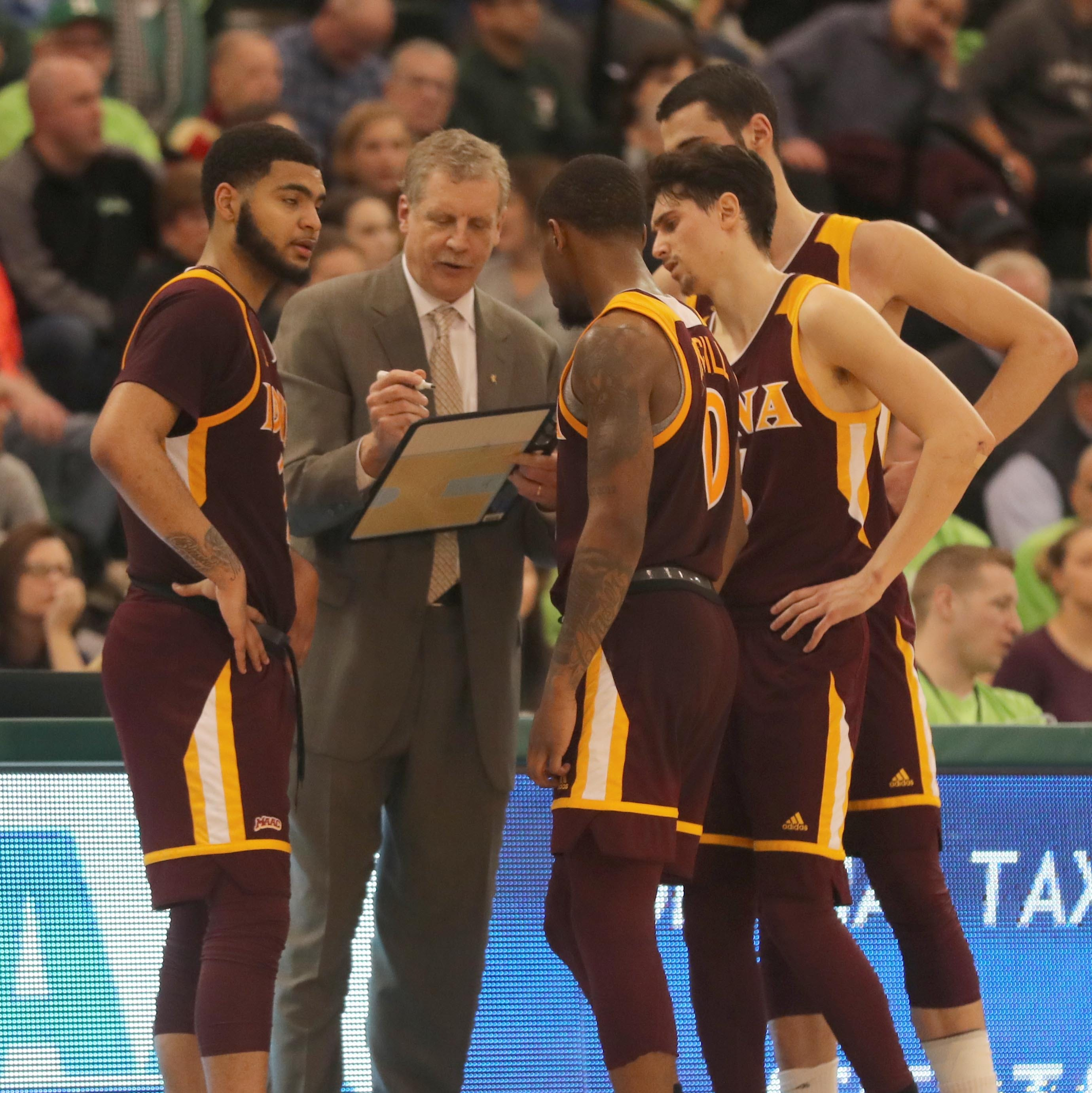 Thomson: Win or lose, Iona's season is Tim Cluess' masterstroke