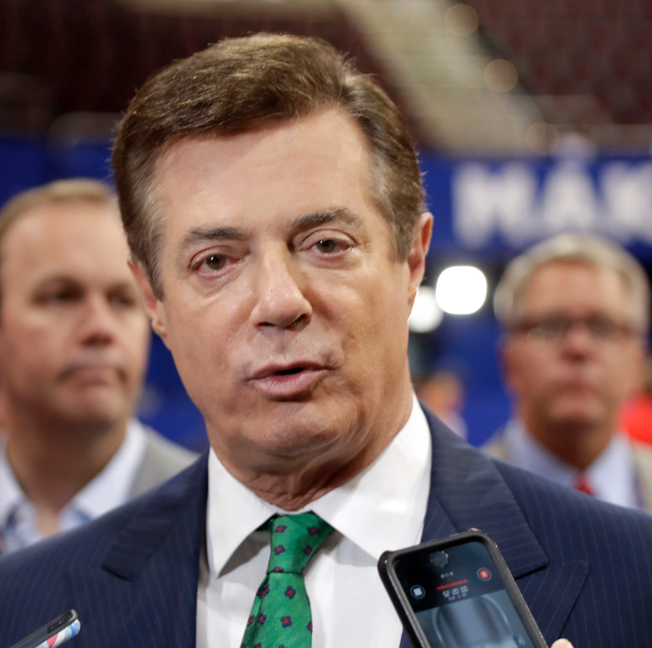 Wisconsin tagged as key state by Trump campaign manager Paul Manafort in 2016 briefing with Russian