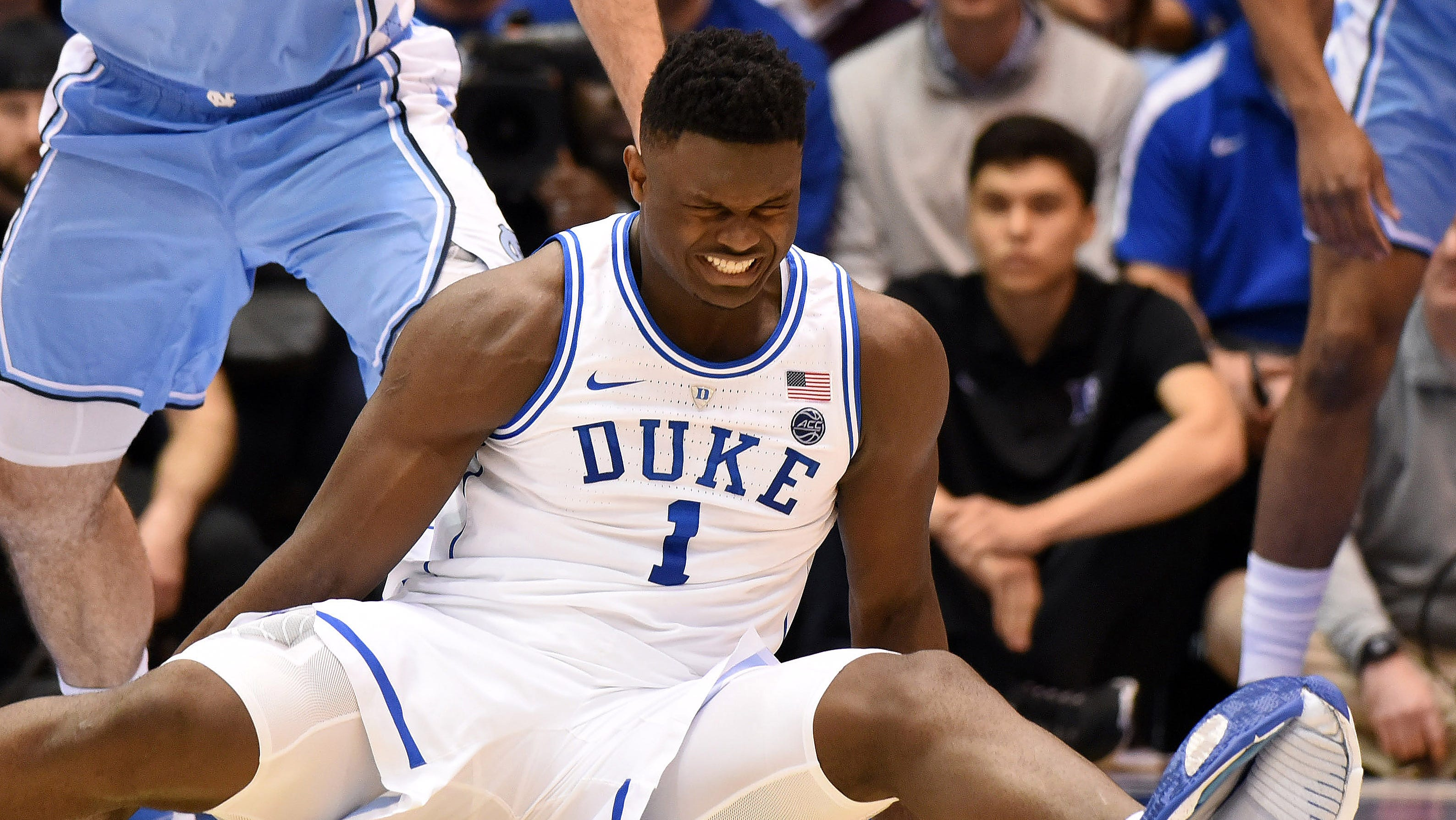 Zion Williamson S Injury Forces Duke Freshman To Miss Syracuse Game