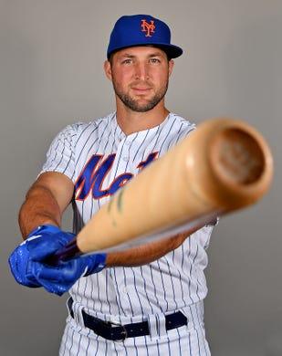 Tim Tebow, Mets