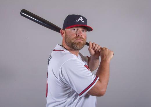 Brian McCann, Braves