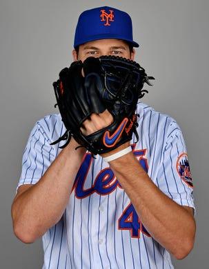 Jacob deGrom, Mets