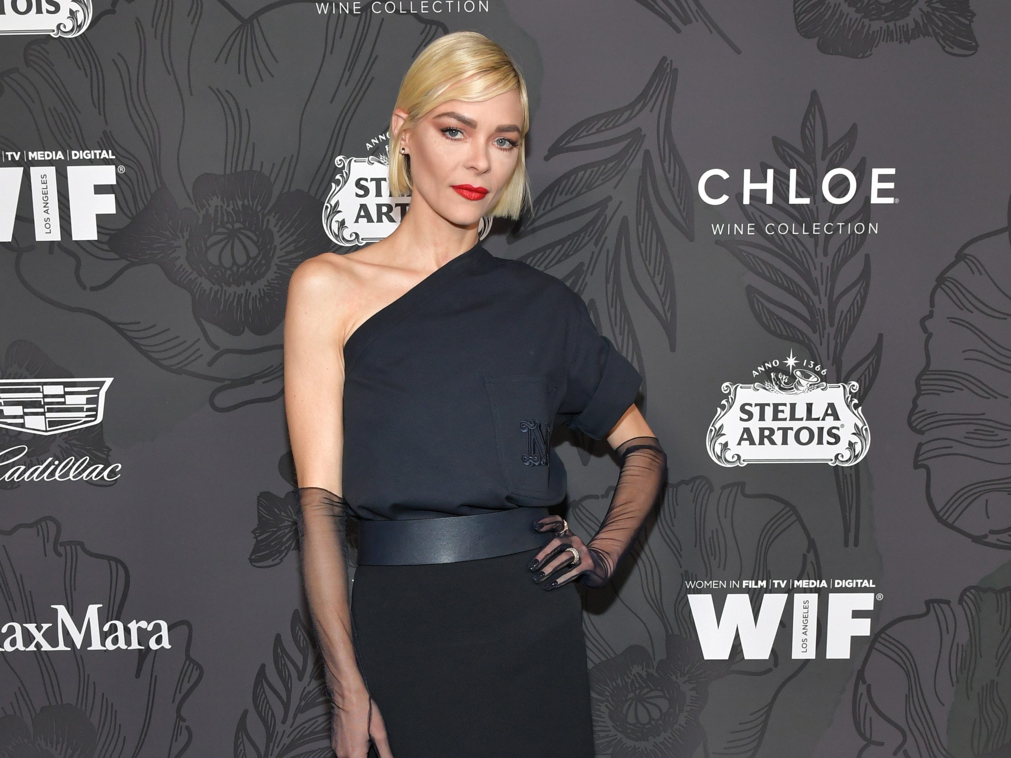BEVERLY HILLS, CALIFORNIA - FEBRUARY 22: Jaime King attends the 12th Annual Women In Film Oscar Party at Spring Place on February 22, 2019 in Beverly Hills, California. (Photo by Amy Sussman/Getty Images) ORG XMIT: 775298179 ORIG FILE ID: 1131511028