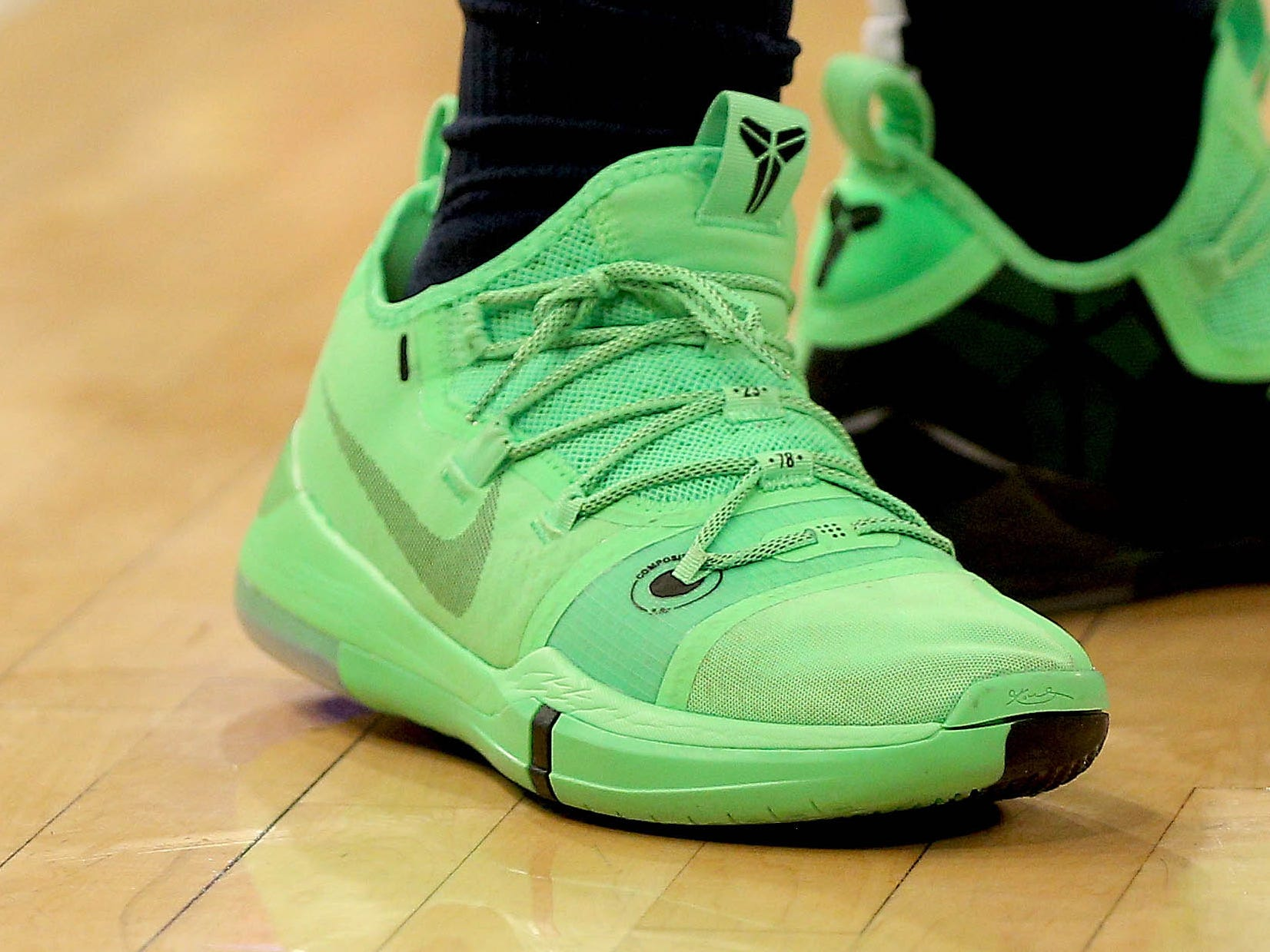 Feb. 22: Josh Okogie, Timberwolves